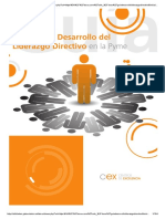 Liderazgo directivo CEX