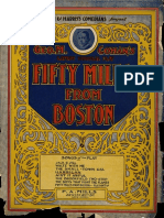 George M Cohan - Harrigan (from Fifty Miles From Boston) [4712].pdf