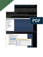 Configurando Database Mail en SQL Server