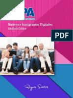 Análisis Crítico. Nativos e Inmigrantes Digitales