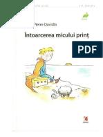 intoarcerea Micului Print-DAVIDTS.pdf