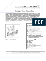 Constructing a Worm Compost Bin - University of Kentucky
