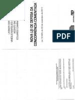 CARVAHO, Vinicius Marques de _Aspectos Históricos da Defesa da Concorrência_Pg. 13 - 44