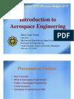 Aerospace and Biotechnology Engineering