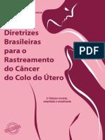 Diretrizes para o Rastreamento do cancer do colo do utero.pdf