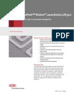 LDI300 Dupont Lser Photoresist