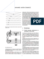 Harmonic Series (Music)