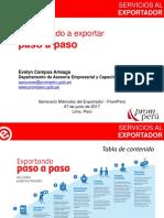 Como Exportar