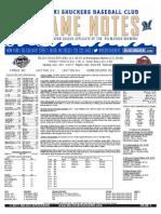 7.1.17 at BIR Game Notes