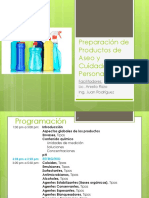Preparación de Productos de Limpieza Parte I.pptx