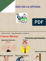 Charla de Segurida Para  - Administrativo - Copia
