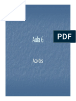 Aula 6 - Localização Dos Acordes Escalas M PDF