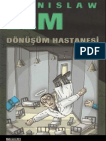 Donusum Hastanesi - Stanislaw Lem