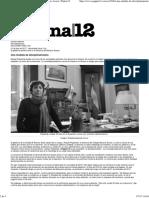 El Gobierno Porteño Echó a La Directora Del Mariano Acosta
