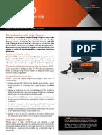 Vertex Standard Vx-1700 Hoja de Especificaciones_latam_es_052014