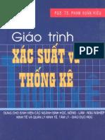 Giao Trinh Xac Xuat Va Thong Ke-Pham Xuan Kieu