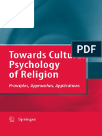 Jacob a. Belzen (Auth.)-Towards Cultural Psychology of Religion_ Principles%2c Approaches%2c Applications-Springer Netherlands (2010)