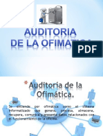 Audit de La Ofimatica