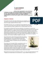 Nº 15 - Lohan Qigong Las Manos de Los 18 Budas
