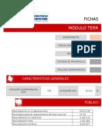 Ficha Departamental DDTS - DNP