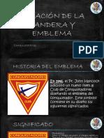 Historia de Emblema y Bandera Conquis