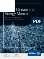 Allianz Climate and Energy Monitor - FULL REPORT