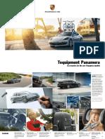 Porsche Tequipment - Panamera - Catalogue (2017)