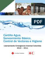 Cartilla Agua Saneamiento Basico, Control de Vectores e Higiene (1)