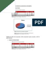 ejemplo de tabulación de encuestas