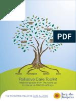Palliative Care Toolkit 2008 Full Toolkit Ref