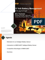 12 Volt Battery Management Freescale