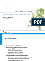 3 Transmission of Electric Energy