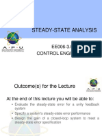 04 Steady State Analysis