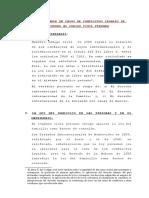 Ley Aplicable en Casos de Conflictos de Leyes