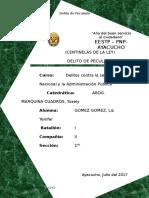 Gomez Peculado
