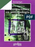 Investigaciones de Antropología Política-Pierre Clastres-1980-Libro.pdf