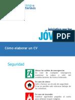 1. Cómo Elaborar Un CV