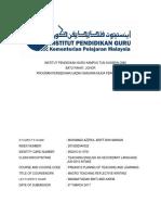 reflections lesson plan tahun 3 KSSR.docx