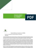 Planeación Didáctica Por Competencias Del COBAEM Metodologia de La Investigacion Bloque IV
