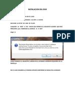 Guia Para Instalar Envi 4.7