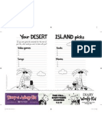Diary of a Wimpy Kid - Activity Sheet 3