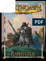 Earthdawn Fourth Edition Players Guide (11350940)