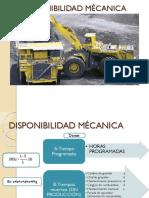 DISPONIBILIDAD-MÉCANICA