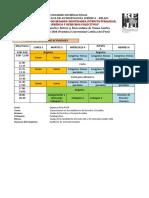 Congreso Antropología Política - Programa Actividades