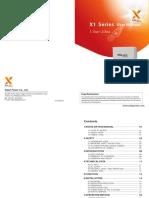 X1 Mini Install Manual