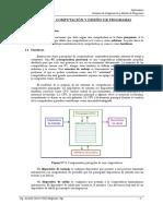 1 Sistemas de Computacin y Diseo de Programas