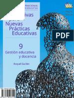 Libro 09 - Gestión Educativa y Docencia