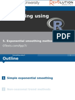 5-ExponentialSmoothing