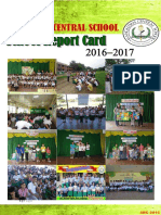 Mangaldan Central School Report Card
