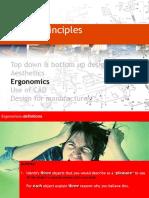 Design Sessions -Ergonomics